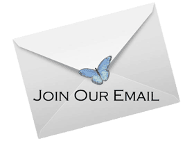 join our email list for special offers